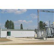Строительство энергетических объектов фото