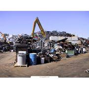 Закупка металлолома. фото