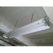 Светильники промышленные б/у фотография