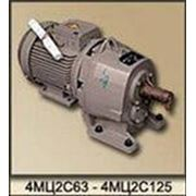 Мотор-редуктор типа 4МЦ2С фото