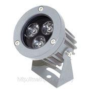 Прожектор LED TV-117-3X1W-IP65 фото