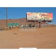 Услуги по размещению рекламы на бордах билбордах фото