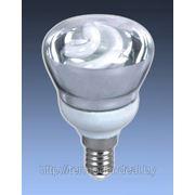 Энергосберегающая люминисцентная лампа T2 R50 9W E14 4200K фото