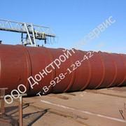 Резервуары горизонтальные стальные фото