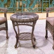 Стол Гавана 6371-2222Н-GLS фото