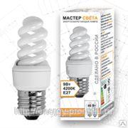 Лампы энергосберегающие Т2 SPC 9 Вт. Е27 4200 фото