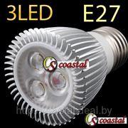 Энергосберегающая светодиодная лампа высокой мощности E27 фото