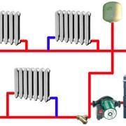 Изготовление и монтаж систем отопления, водоснабжения, водоотведения фото