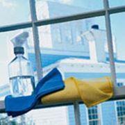 Мытьё окон / фасадов фото