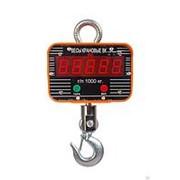 Весы крановые электронная индикация TOR OCS-1-T 1T фото