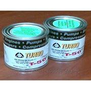Высокотемпературный, термостойкий герметик Тurbo seal 50 фото