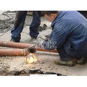 Монтаж водоочистного оборудования фото