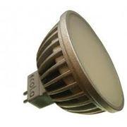 Лампа светодиодная Ecola LED MR16 GU5.3 4.2W фото
