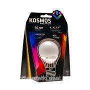 Китай Лампа светодиодная Kosmos Premium LED 4W А50 230V Е27 теплый белый фото