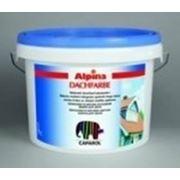 Краска для крыш Alpina Dachfarbe Grun фото