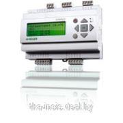 Контроллер со встроенным веб-сервером, интерфейсом TCP/IP и дисплеем фото