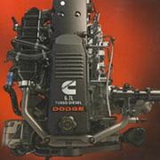 Ремонт двигателя CUMMINS фото