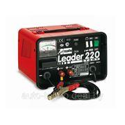 Пуско-зарядное устройство TELWIN LEADER 220 START (12В/24В) фото