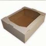 Упаковка с покрытие антижир для горячей выпечки фото