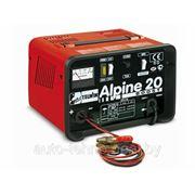 Зарядное устройство TELWIN ALPINE 20 BOOST (12В/24В) фото