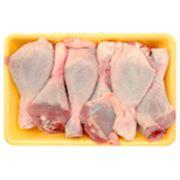 Голень цыпленка-бройлера фото