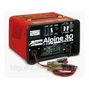 Зарядное устройство TELWIN ALPINE 30 BOOST (12В/24В) 800 ват фото