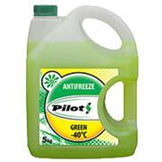 Антифриз PILOT Green Line-40 (5kg) РФ фото