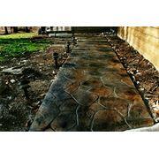 Тротуар - декоративная площадка дорожка... фото