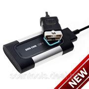 Мультимарочный сканер AUTOCOM CDP+ 3in1 NEW Design фото