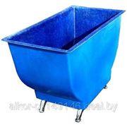 Ванна для проверки колес