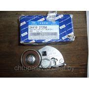 Ролик натяжителя ремня ГРМ Hyundai Santa Fe 2.2 CRDI фото