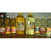 Подсолнечное масло масло подсолнечное фото
