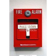 Установка охранно-пожарной сигнализации фото