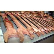 Набор ключей омедненных рожковых 8- 32мм 12шт. КГД12 в сумке (Камышин) фото
