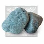 Камень для бани Родингит обваланный в коробках по 20 кг NEW фото