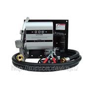 Топливораздаточный узел для дизтоплива WALL TECH 12-40 (12В, 40 л/мин) фото