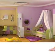 Разработка дизайн-проекта детского интерьера и мебели фото