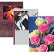 Книга учета а4, твердый переплет, ламинированная обложка фото