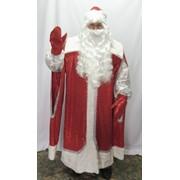 Костюм Дед Мороз Царский (голограмма) фото