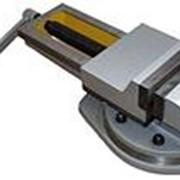 Тиски станочные поворотные 320 мм 7200-0229-02 чугун фото