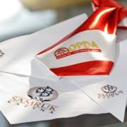 Женские косынки, шарфы, платки с логотипом компании фото