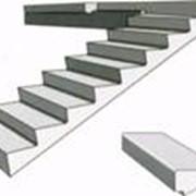 Элементы лестниц (лестничные ступени, марши, балки) фото
