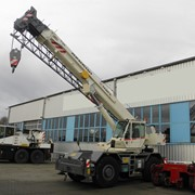 Terex A450 40t complett overholed фото