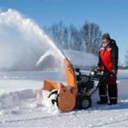 Услуга уборки снега в Чебоксарах фото