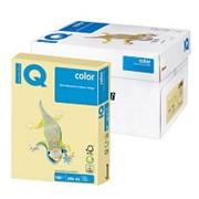 Бумага IQ Color, А3, 160 г/м2, желтая YE23, 1 лист фото
