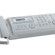 KX-FP218RU Panasonic факсимильный аппарат на основе термопереноса, Белый