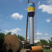 Водонапорная башня ВБР-50 фото
