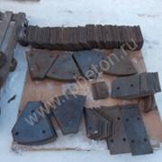 Броня бетоносмесителя (футеровочные листы РБУ) фото