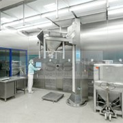 Промышленное фармацевтическое оборудование и компоненты чистых помещений фото