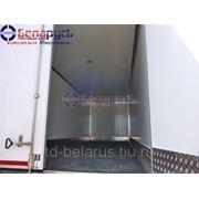 хино hino 500 изотермический фургон на шасси GH8JSTG−THR грузоподъемностью 10 тонн